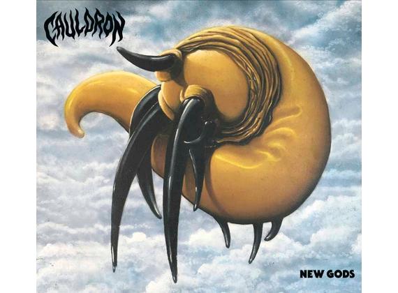 Cauldron - New Gods LP / Vinyl