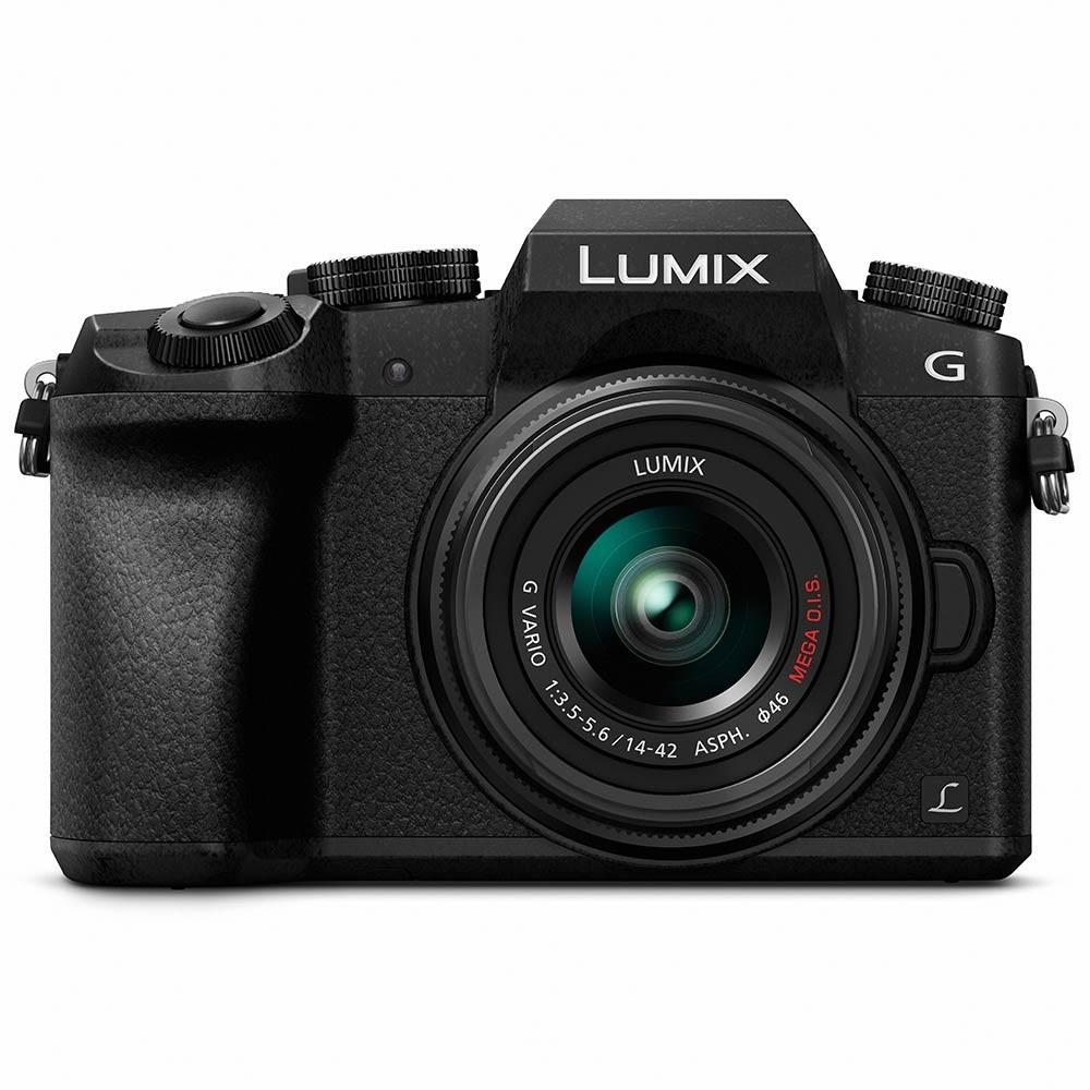 Panasonic DMC-G7 + Lumix 14-42mm f/3.5-5.6 II voor €599 @ Foka