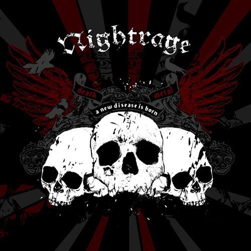 Nightrage - A New Disease Is Born LP / Vinyl