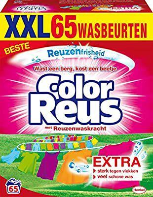 Witte Reus Color Reus Waspoeder - 65 Wasbeurten