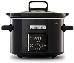 Crock-Pot Digital slowcooker @ Amazon NL