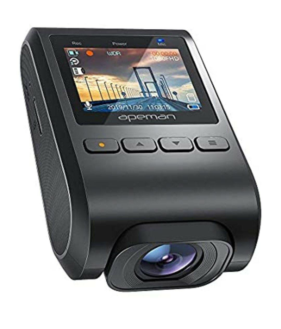 APEMAN C370 1080P Dashcam