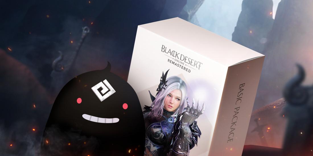 Gratis Black Desert Game Pass bij het bereiken van level 50