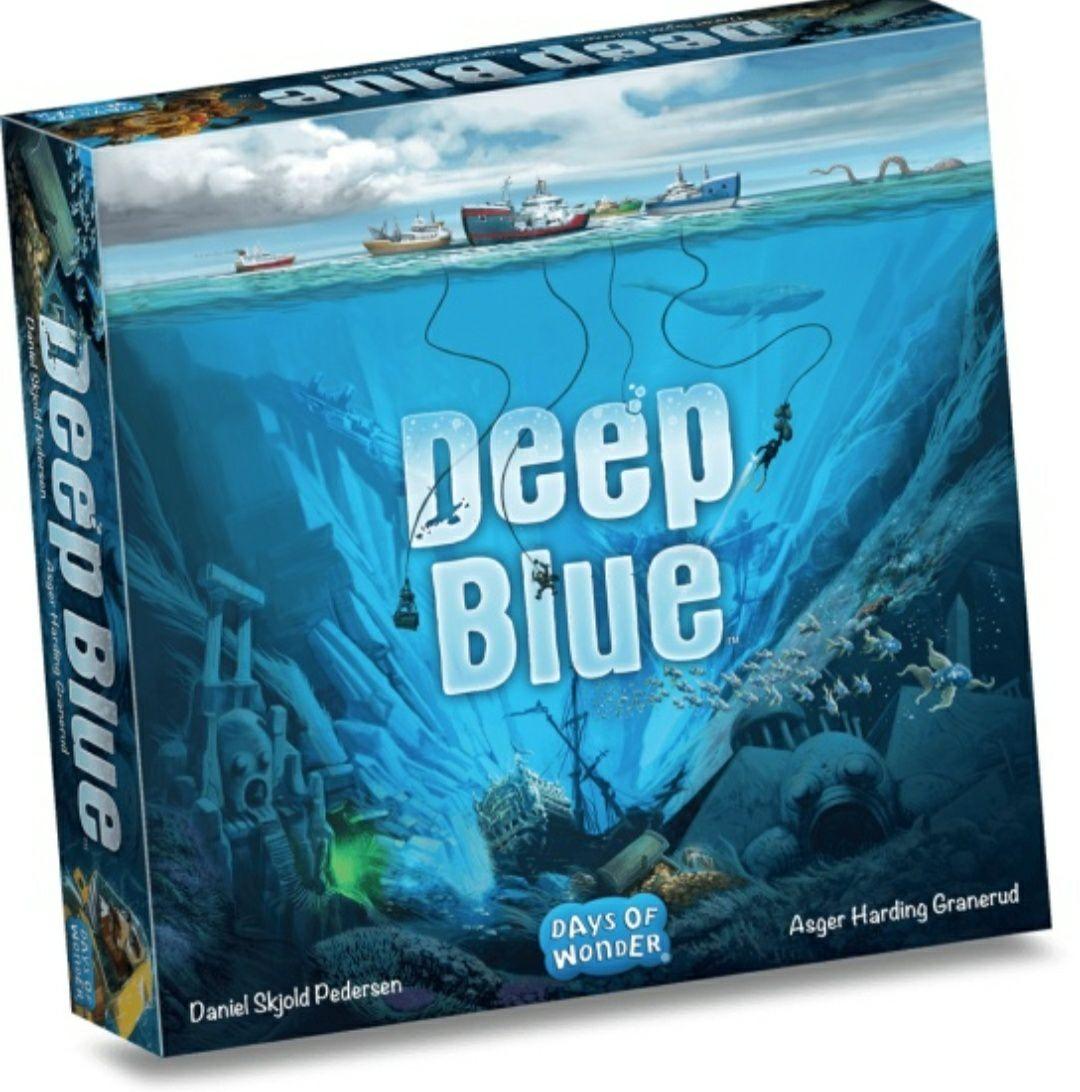 Deep Blue en andere bordspellen sterk afgeprijsd