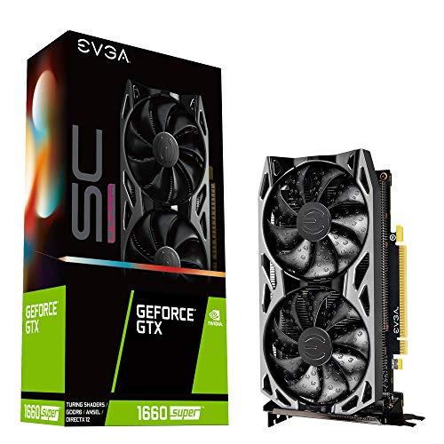 EVGA Nvidia GeForce GTX 1660 Super SC Ultra Gaming
