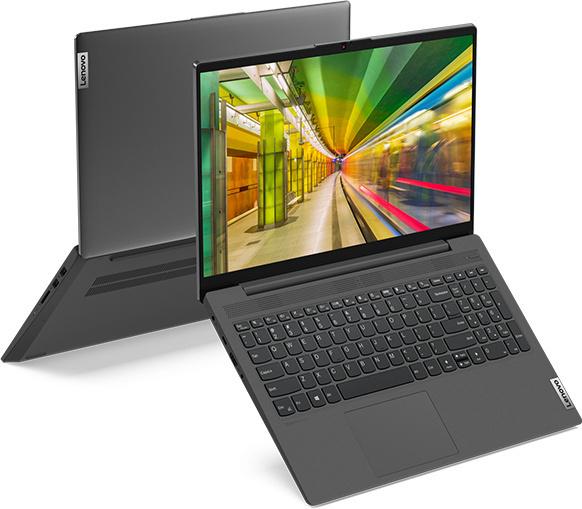 """€100 korting op Lenovo IdeaPad 5 (15, Intel) ( i5-1035G1 / 15,6"""" / 256GB SSD / 8GB RAM)"""