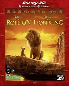 The Lion King (2019) Blu-Ray (3D+2D)