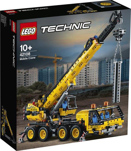 LEGO Mobiele kraan (42108)
