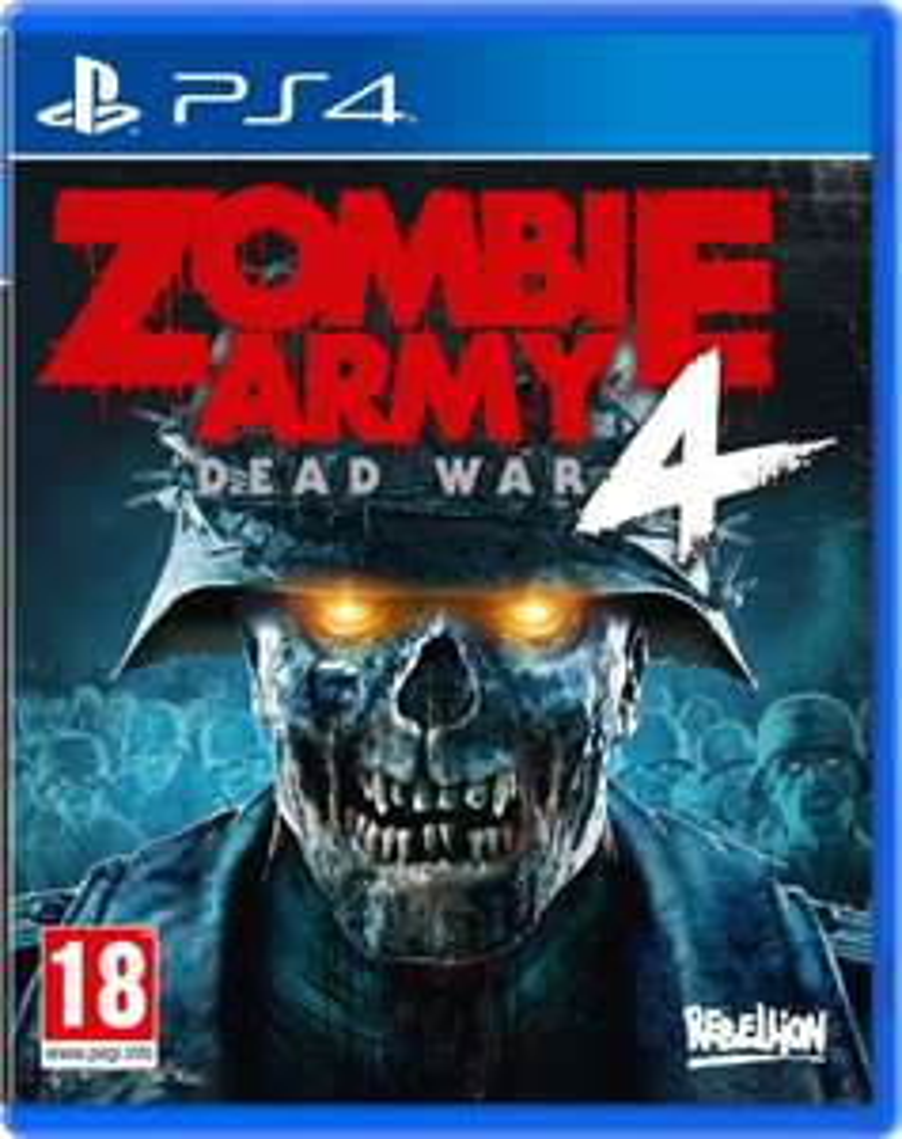 Zombie Army 4 Dead War (PS4) @ Bol.com