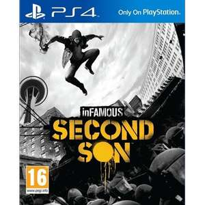 Infamous: Second Son (PS4)  voor €39,99 @ Bart Smit / Mycom
