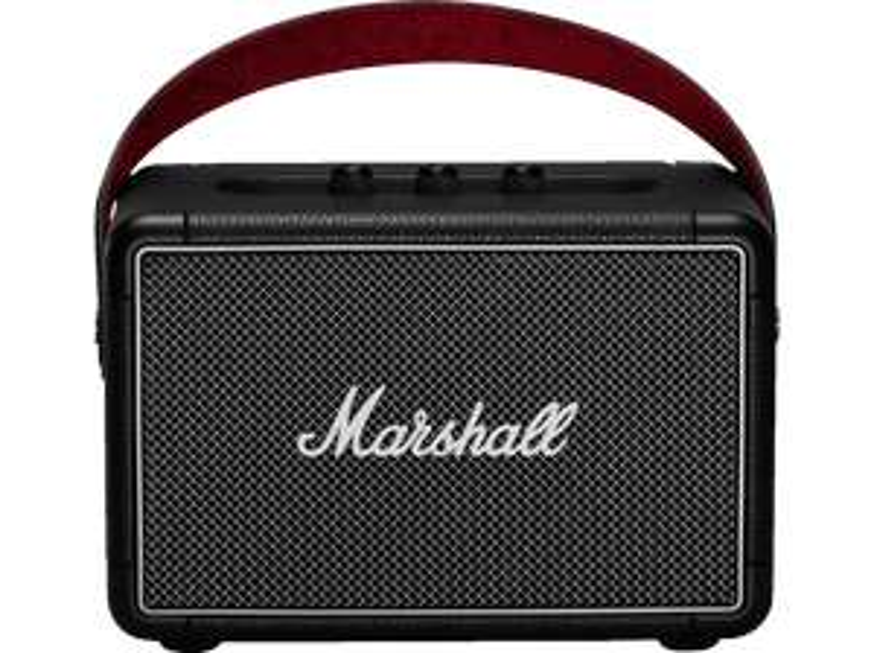 Grensaanbieding MediaMarkt DE - Marshall Kilburn II EU zwart (bluetooth speaker)