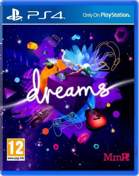 Dreams PS4 / PSVR (Digitaal)