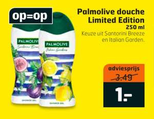 Palmolive Limited Edition douchegel 250 ml €1 per stuk bij Trekpleister