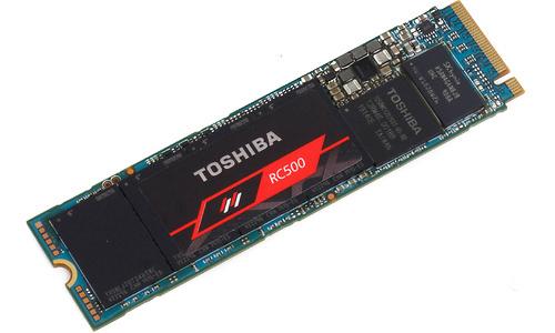 Toshiba RC500 500GB NVME SSD