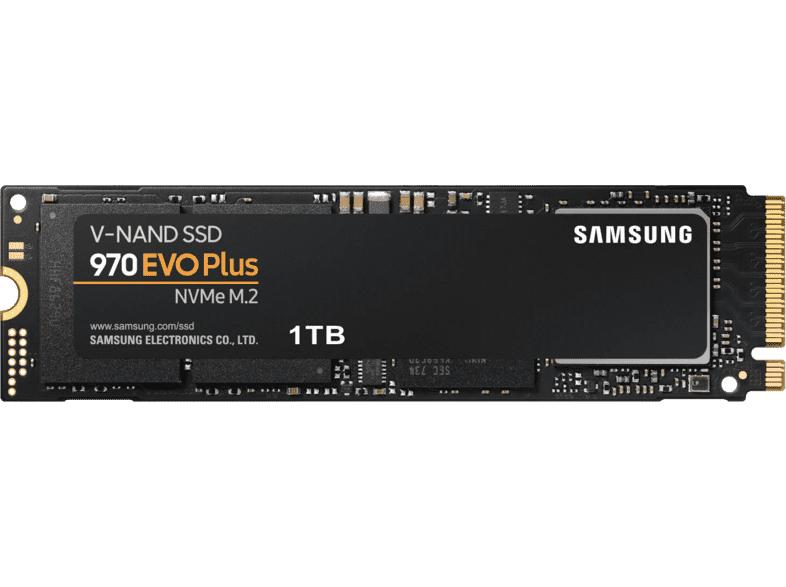 Samsung EVO PLUS 1TB NVMe M.2 SSD