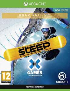 Steep : X Games - Gold Edition (Xbox One)