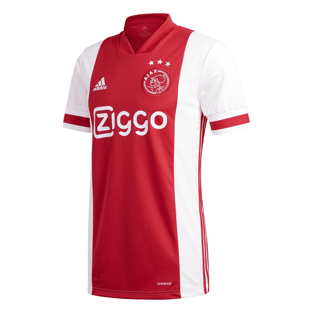 adidas Ajax heren thuisshirt 20/21 @ Geomix