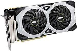 MSI GeForce RTX 2070 Super Ventus GP OC + gratis game