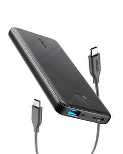 Anker, PowerCore Slim 10000 PD, compact, 10000mAh met USB-C Power Delivery (18W)