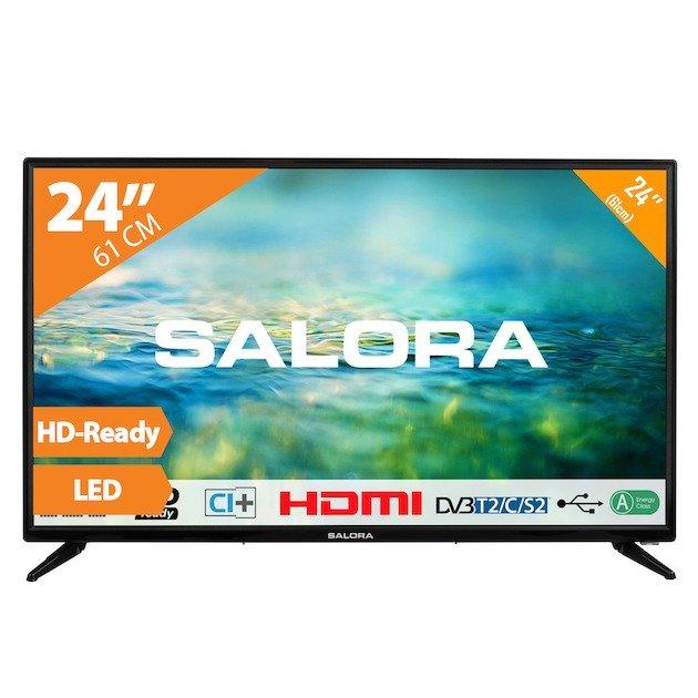 Salora 24LTC2100 24 inch HD LED-tv @ Expert