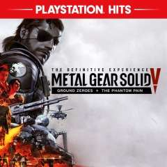 Metal Gear Solid V: The Definitive Experience (PS4) @PlayStation Store