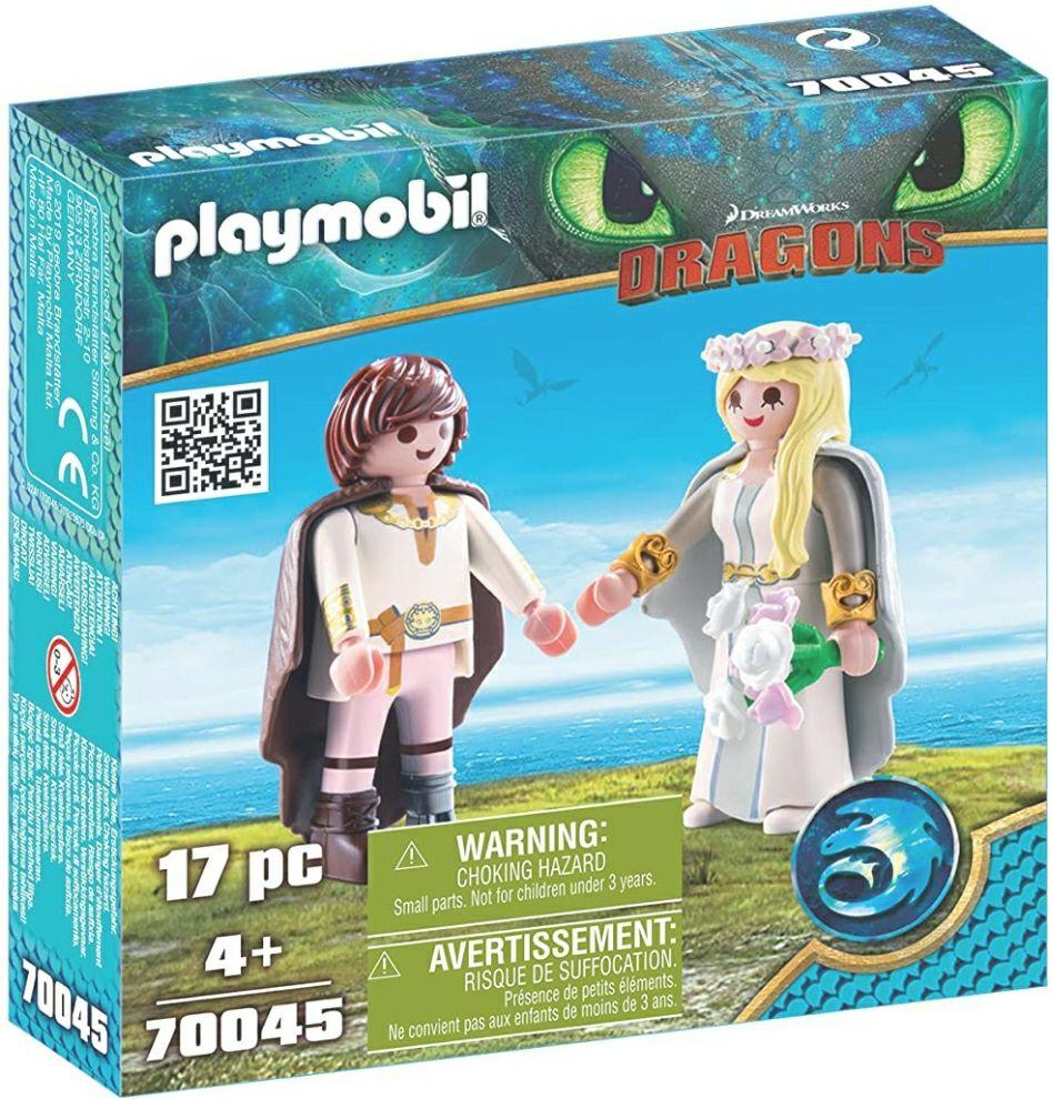 Playmobil 70045 - Astrid en Hicks