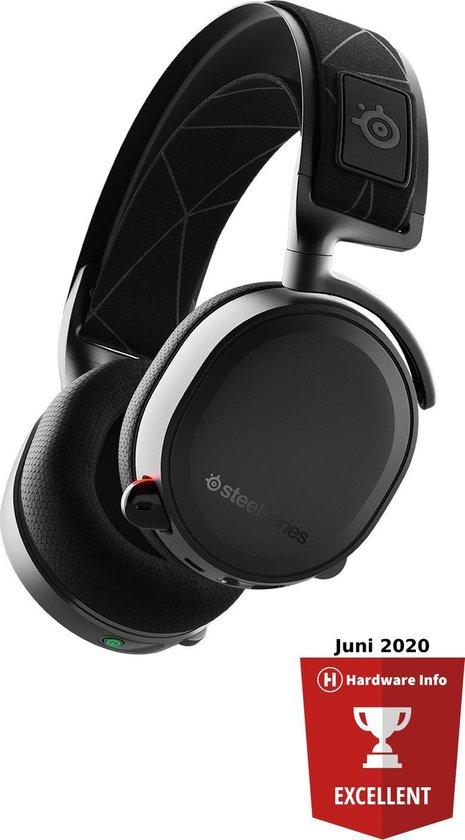 SteelSeries Arctis 7 Headset 2019 Edition - Black - PC + PS4