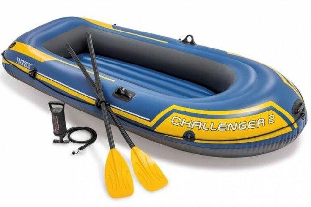 Intex Challenger Boot Set (scala XL)