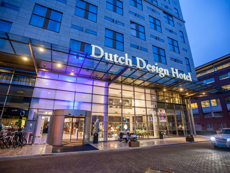 Amsterdam 4* Design hotel Artemis incl. parkeren