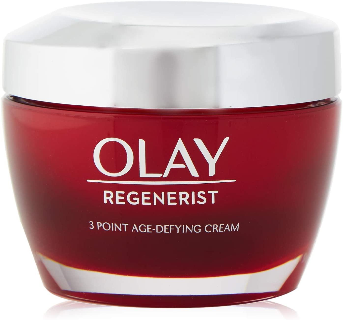 Olay (Olaz) Regenerist 3-zone Anti-Verouderingscrème 50 ml @ amazon.nl