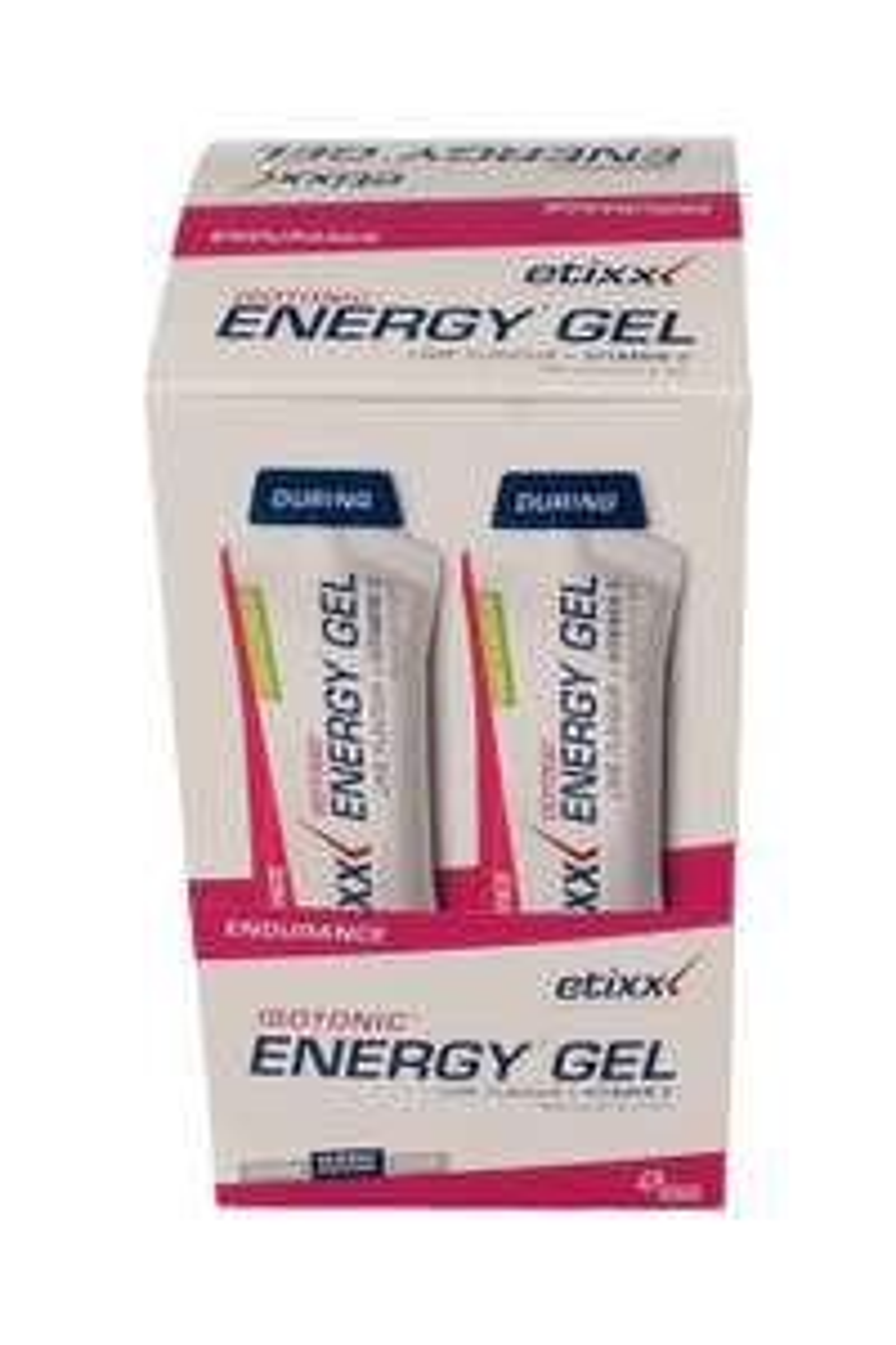 Etixx Endurance Isotonic Energy Gel Lime (12x40g) voor €5,75 @ Wehkamp