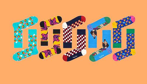 5-pack Happy Socks verrassingspakket
