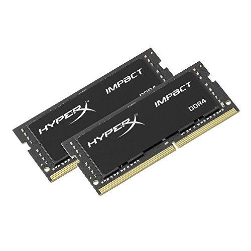 HyperX 32GB DDR4 2666 2 x 16GB SODIMM @Amazon.nl