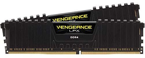 Corsair Vengeance LPX, 16GB DDR4, 3200Mhz, C16