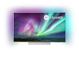 "Philips Ambilight 4K UHD 55"" TV + Soundbar"