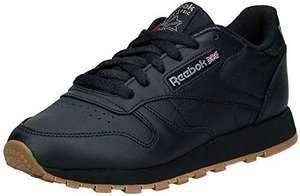 Reebok Classic Leather dames(Black Gum) Maat 36,5