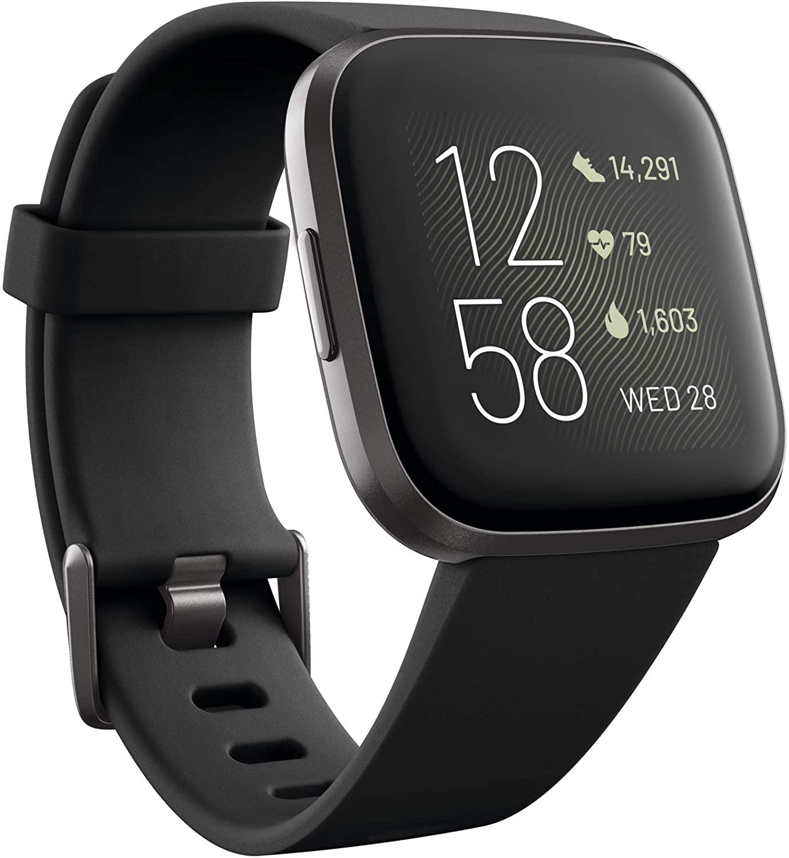 Fitbit Versa 2 - Zwart