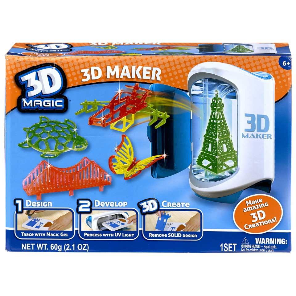 3D Magic Maker voor €29,99 @ Bart Smit