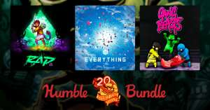 Humble Double Fine 20th Anniversary Bundle [PC]
