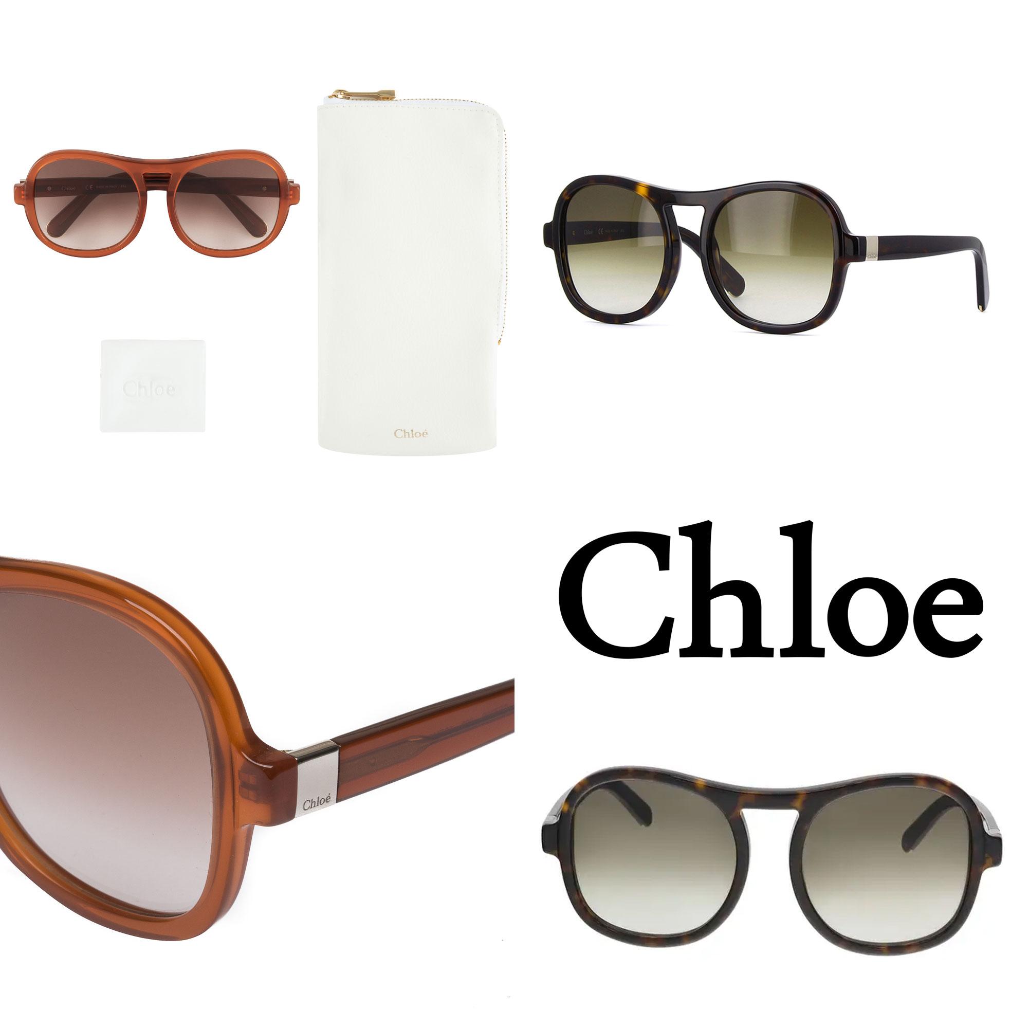 Chloé dames zonnebril @ Sport-Korting