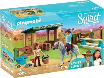 Playmobil Spirit Arena 70119 Bij Dagknaller 14,95 inclusief verzending.