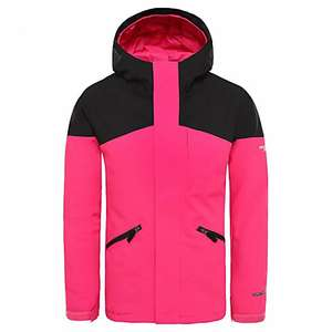 The North Face Lenado Kids Ski-Jas (BLAUW OF ROZE)