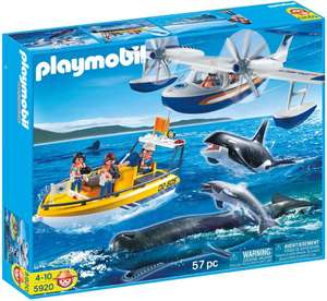 Playmobil Walvis Spotten 5920 @ Intertoys (alleen in winkel)