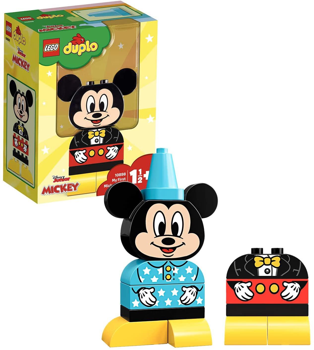 LEGO DUPLO Mijn eerste Mickey creatie 10898 voor €6,98 @ Amazon NL / Intertoys