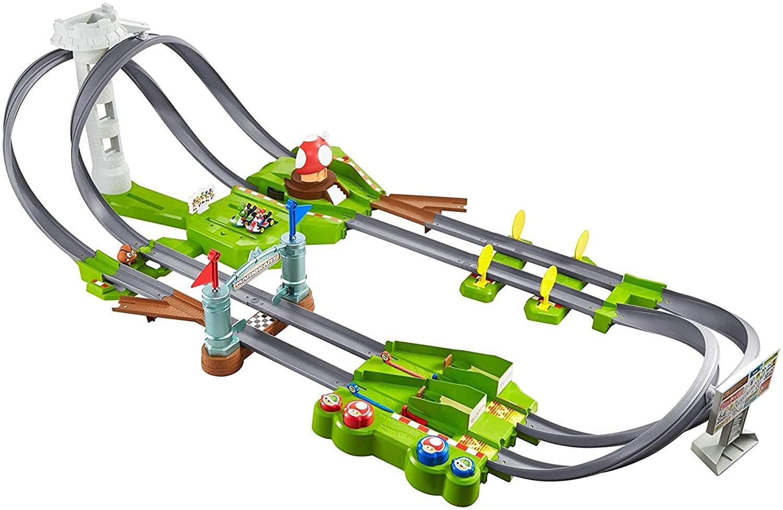Hot Wheels Mario Kart Racebaan voor €42,81 @ Amazon.nl