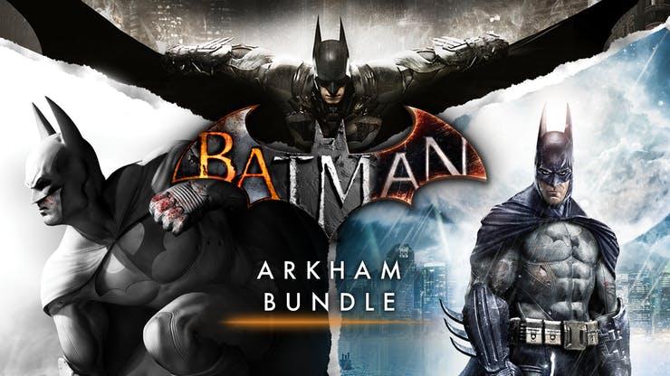 [PC/Steam] Batman Arkham Bundle €10,79 @Fanatical