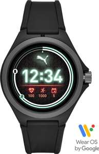 Puma Gen 4S Display Smartwatch - Zwart