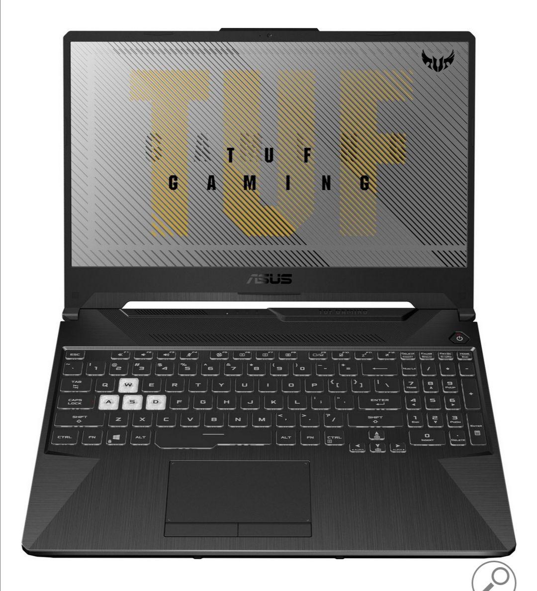 Asus TUF Gaming A15 FX506IV-BQ123T 15inch Nvidia RTX 2060, Ryzen 7-4800H
