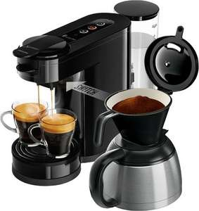 Philips Senseo Switch Pad- en filterkoffiemachine
