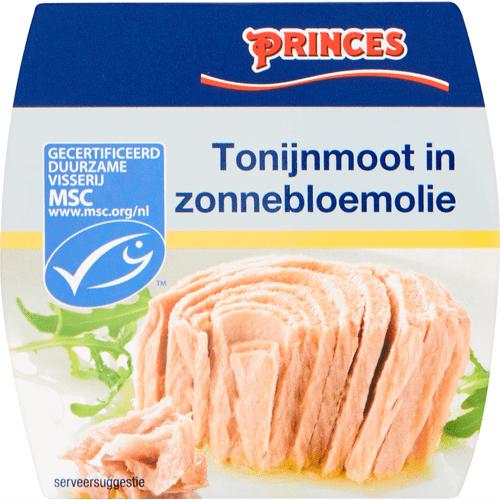 3 blikjes Princes tonijnstukken voor €2,50 @ Dirk & 1 blikje voor €0,99 @ Dekamarkt